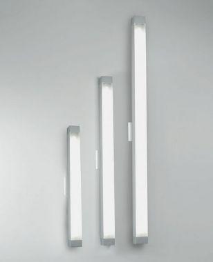 Artemide 2 Square Strip Wall Light By Ron Rezek Stardust