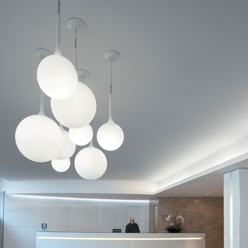 Castore 25 pendant light 10 artemide artemide castore 25 pendant light aloadofball Image collections