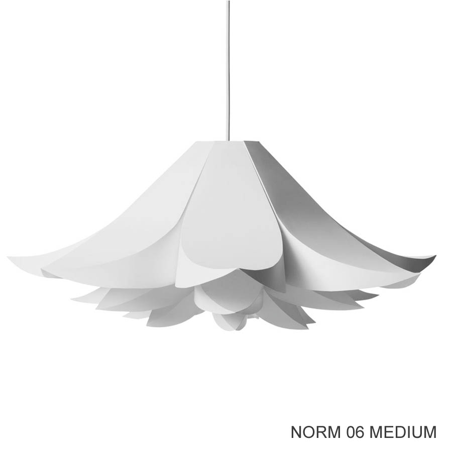 Normann copenhagen modern pendant lamp norm 06 with diy lamp kit log in aloadofball Gallery