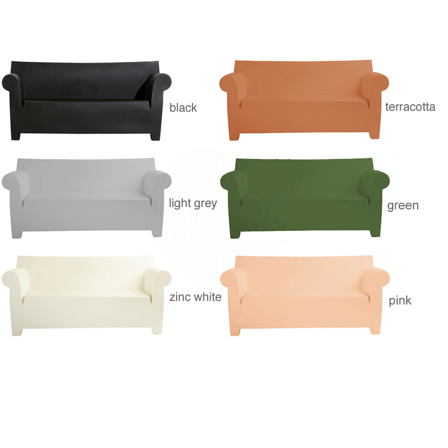 Merveilleux Kartell Bubble Club Modern Outdoor Sofa By Philippe Starck