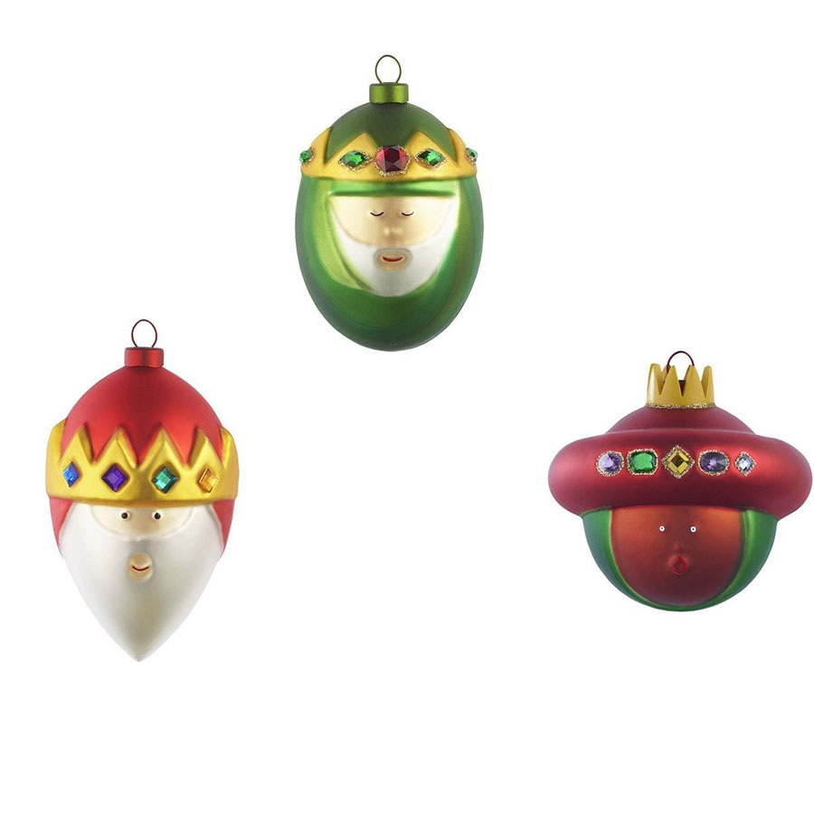 Light Up Christmas Tree Ornaments