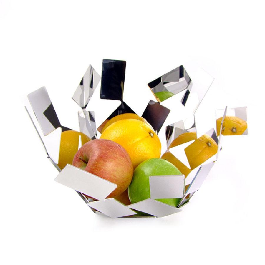 la stanza dello scirocco fruit holder basket by alessi - alessi la stanza dello scirocco fruit