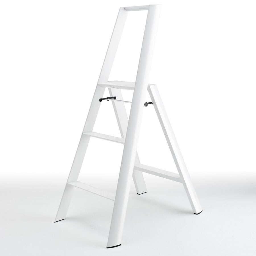 Surprising Lightweight Folding 3 Step Aluminum Step Stool Ladder Gmtry Best Dining Table And Chair Ideas Images Gmtryco