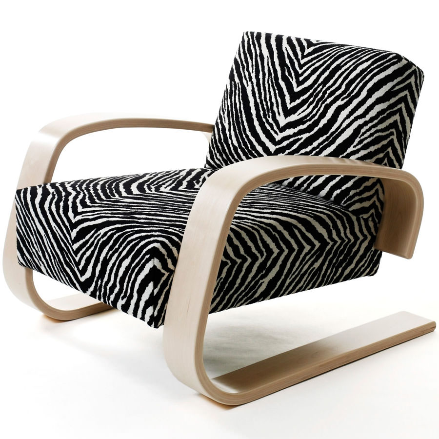 Alvar aalto 400 tank chair by artek stardust for Alvar aalto chaise