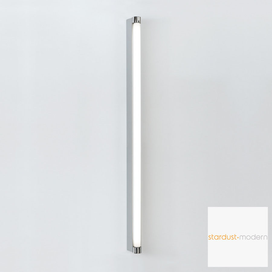 Basic Bathroom Strip Wall Lamp Basic Strip Light Artemide Stardust - Bathroom vanity fluorescent lights