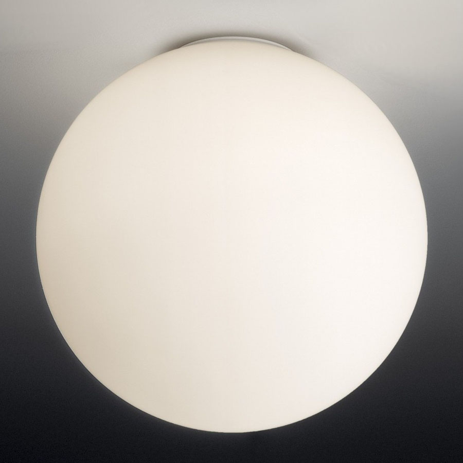 Artemide Dioscuri 25 Wall Ceiling Lamp By Michele De