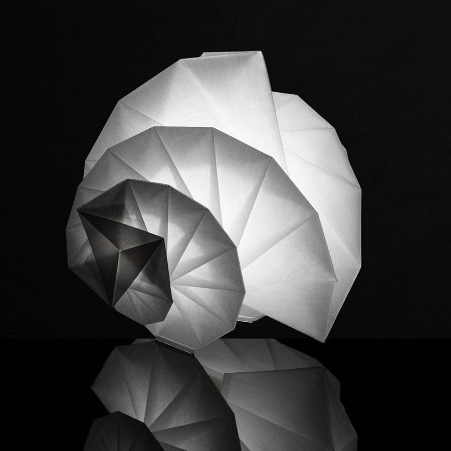 Forum scelta lampada da tavolo per console for Artemide issey miyake