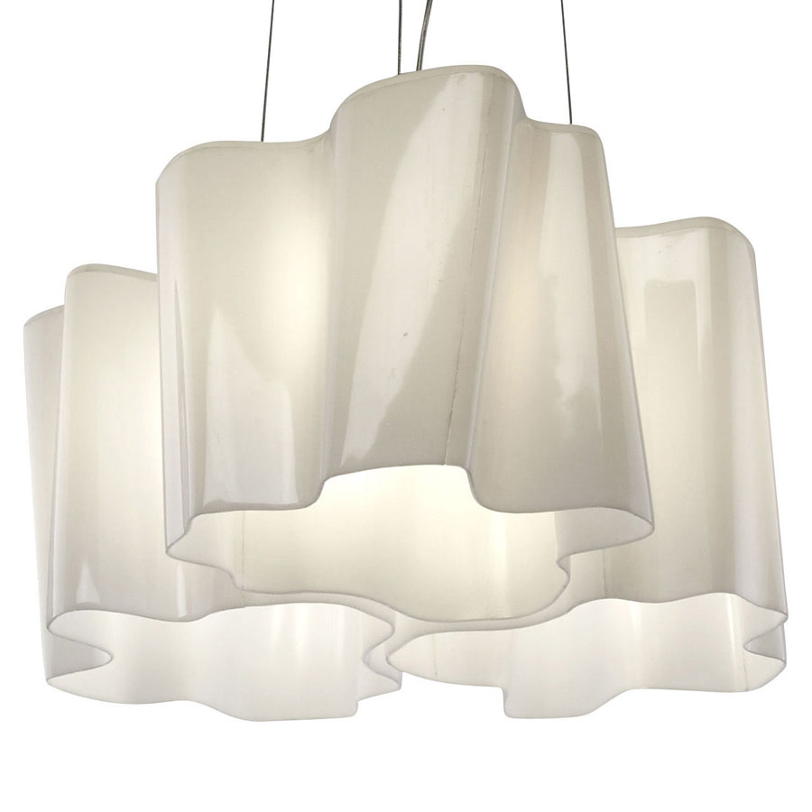 logico lighting. Artemide Logico® Micro Triple Nested Suspension Light Logico Lighting