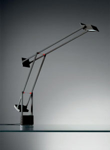 Artemide Tizio Classic Led Desk Lamp By Richard Sapper