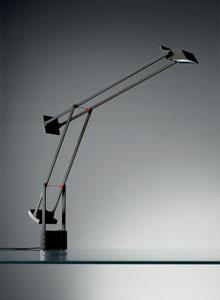 Artemide Tizio Classic Led Desk Lamp By Richard Sapper