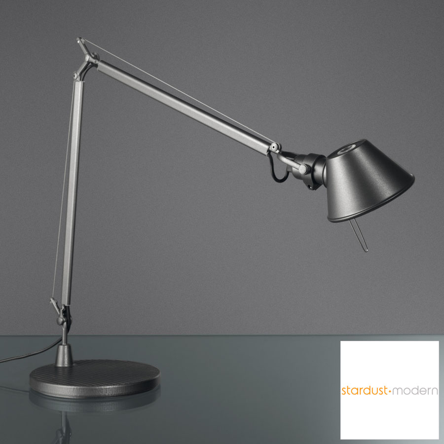 Artemide Tolomeo Midi Led Table Lamp Stardust