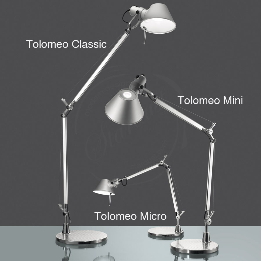 Tolomeo 174 Mini Table Artemide
