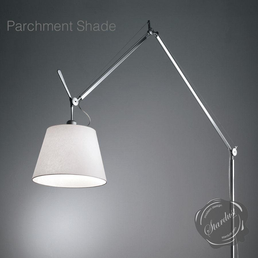 tolomeo mega floor lamp stardust. Black Bedroom Furniture Sets. Home Design Ideas