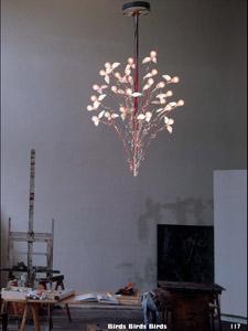 birds birds birds led chandelier ingo maurer