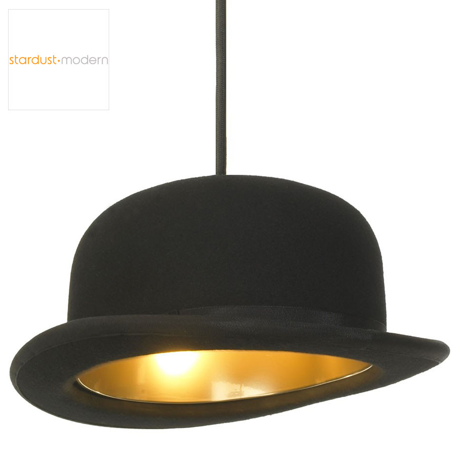 Innermost jeeves pendant lamp banker bowler hat stardust innermost jeeves pendant lamp aloadofball Image collections