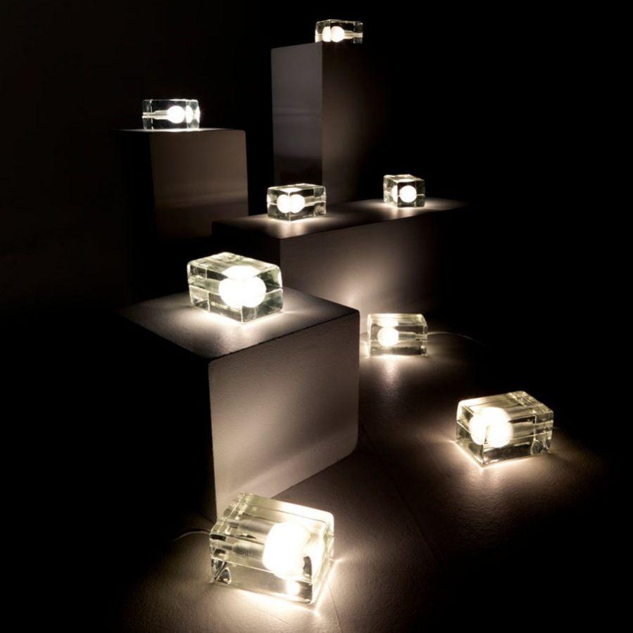 block lamp 1260 & design house stockholm block lamps
