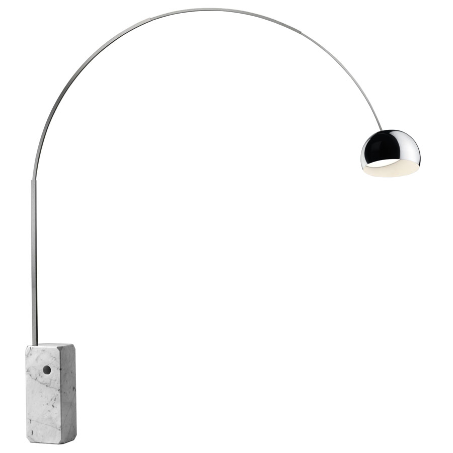 Flos Arco Original Arc Floor Lamp