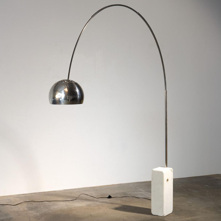 arco lighting. flos arco lighting a