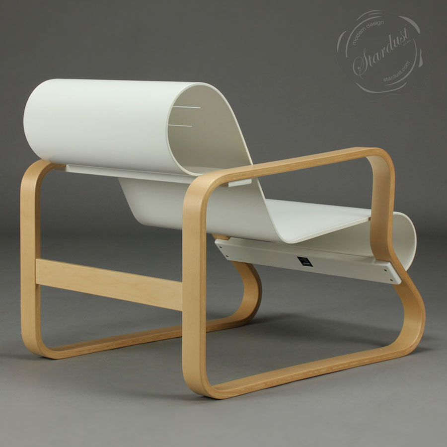 Alvar Aalto Paimio Chair By Artek Stardust