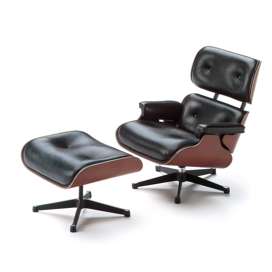 eames lounge chair with ottoman home design. Black Bedroom Furniture Sets. Home Design Ideas