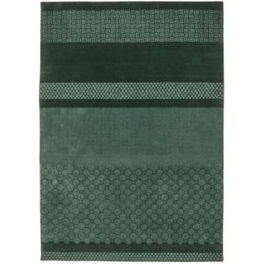 Jie Celadon Forest Green Area Rug By Nanimarquina Stardust