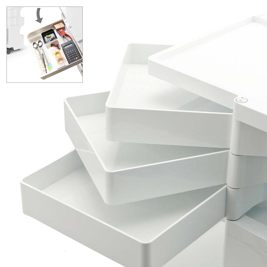 Desktop Office Drawer Organizer