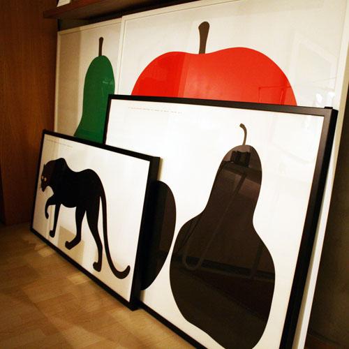 Panthera Poster By Enzo Mari Home Amp Decor