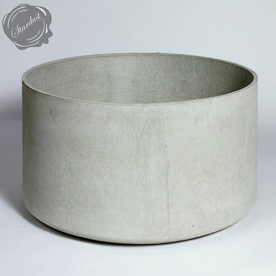 Extra Large Round Outdoor Planter