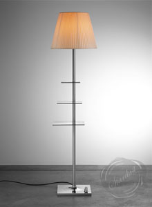 Flos Bibliotheque Nationale Floor Lamp By Philippe Starck