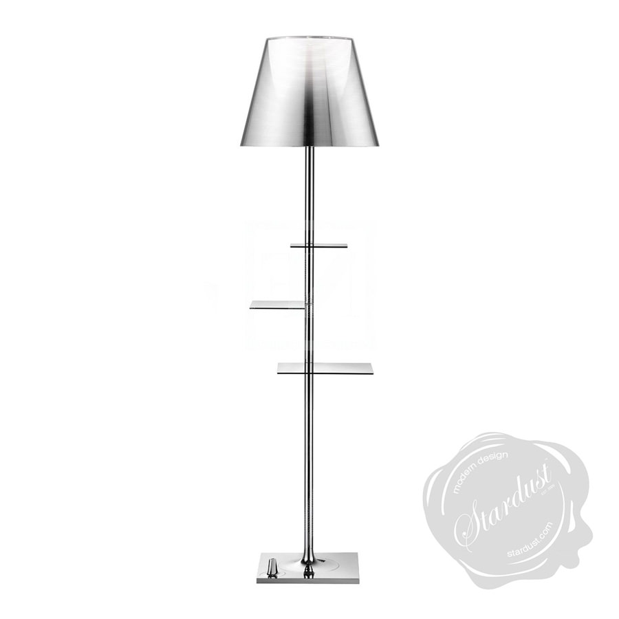 Flos Bibliotheque Nationale Floor Lamp by Philippe Starck | Stardust