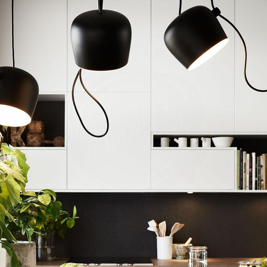 Flos Aim Modern Multipoint Hanging Pendant Light Fixtures