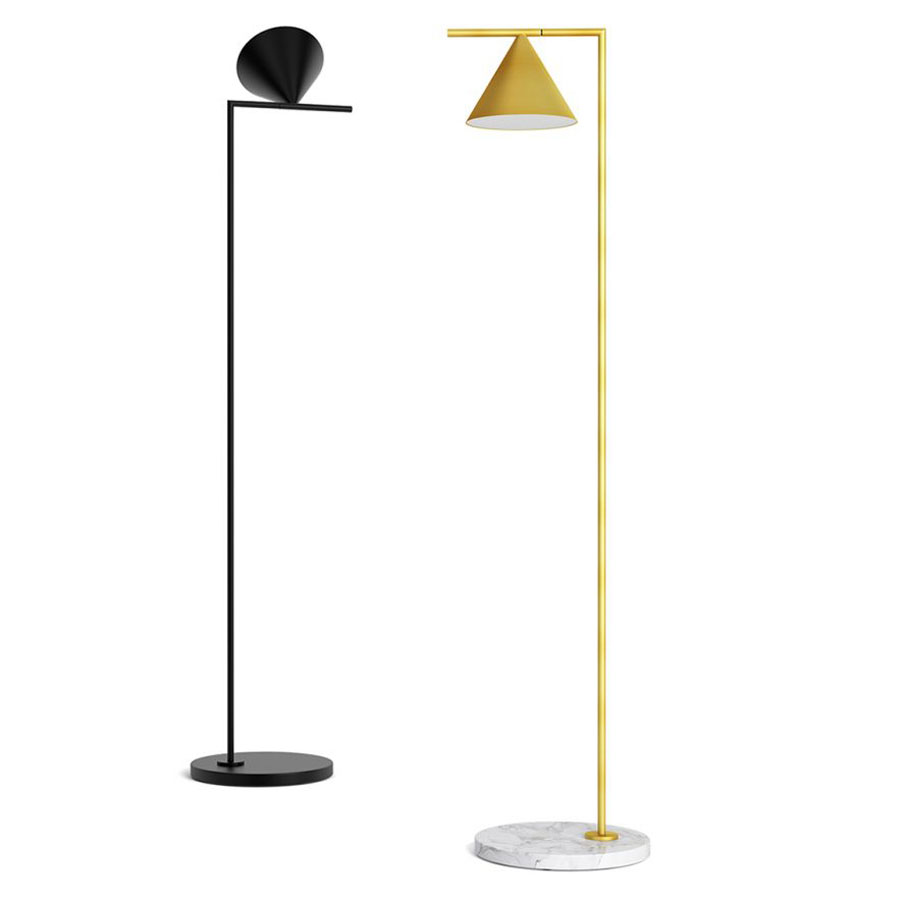 Captain Flint® Floor Lamp by Flos Lighting