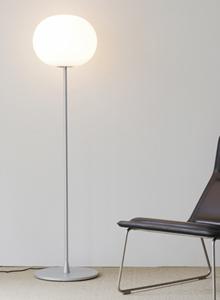 Flos White Glo-Ball Floor Lamp by Flos Lighting | Stardust