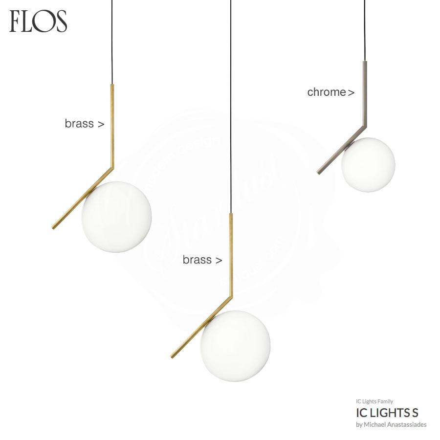 flos bathroom light