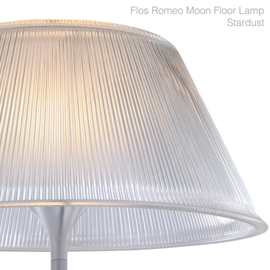 Flos romeo moon f floor lamp glass fu610300 stardust flos romeo moon f floor lamp glass fu610300 aloadofball Gallery