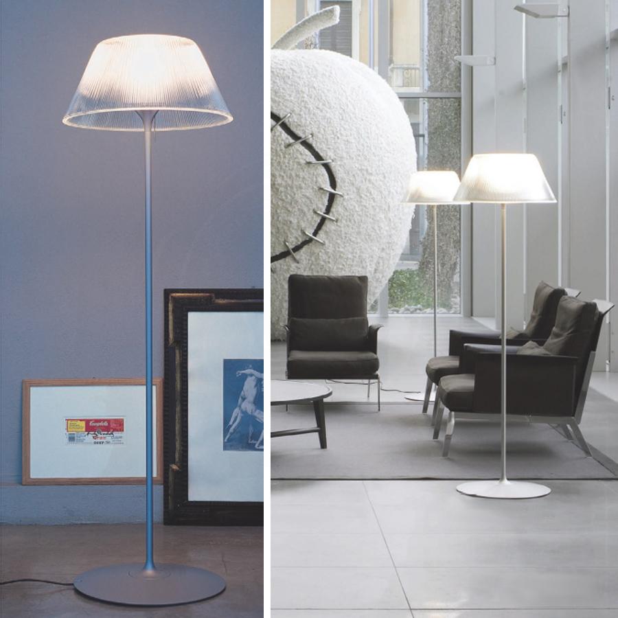 Flos Romeo Moon F Floor Lamp Gl