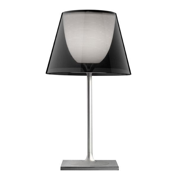 Flos Ktribe T1 Table Lamp Small Grey by Phillipe Starck – Flos Desk Lamp