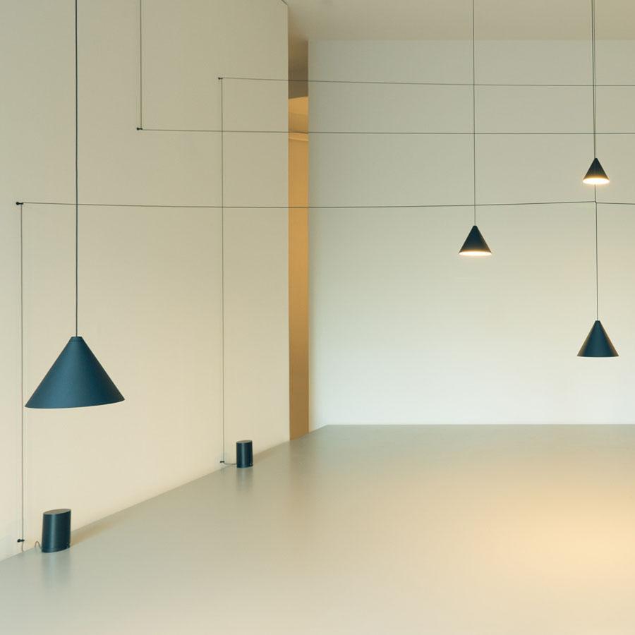 Flos String Lights By Michael Anastiades