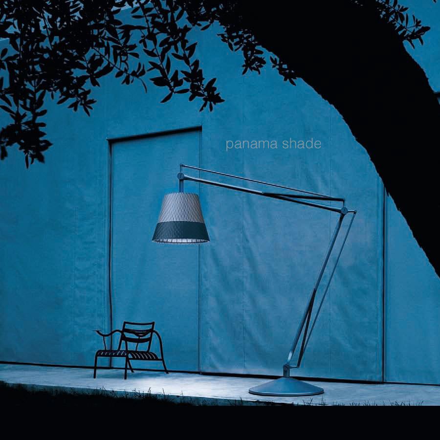 Outdoor floor lamp - Flos Superarchimoon Outdoor Floor Lamp By Philippe Starck
