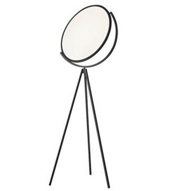 Flos superloon 78 modern tripod floor lamp led whiteblackchrome aloadofball Gallery