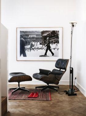Flos Toio Floor Lamp By Achille Castiglioni Stardust