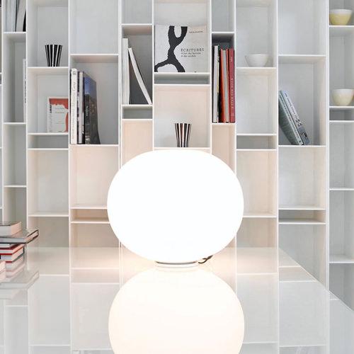 Flos Glo Ball Table Lamp By Jasper Morrison Stardust