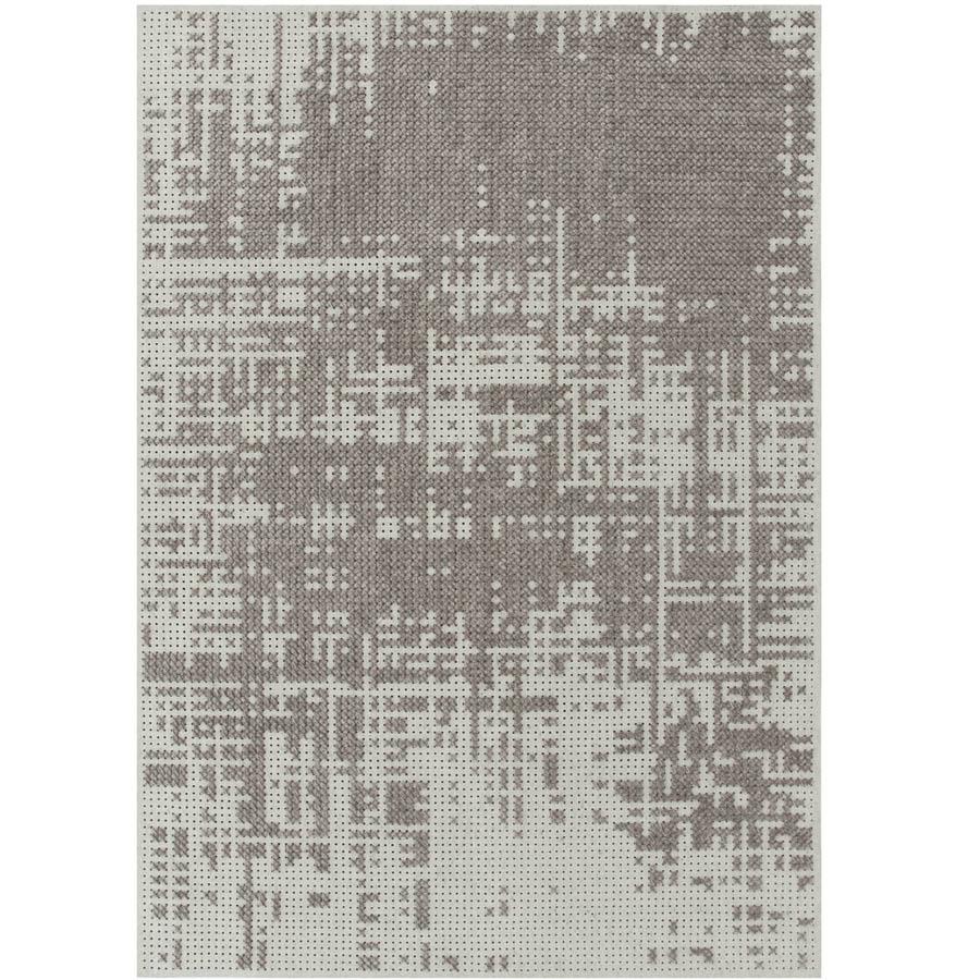 Gandia Blasco Canevas Space Abstract Silver Rug