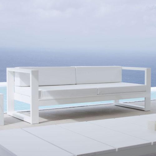 Charmant Na Xemena 2 Seater Outdoor Sofa ...