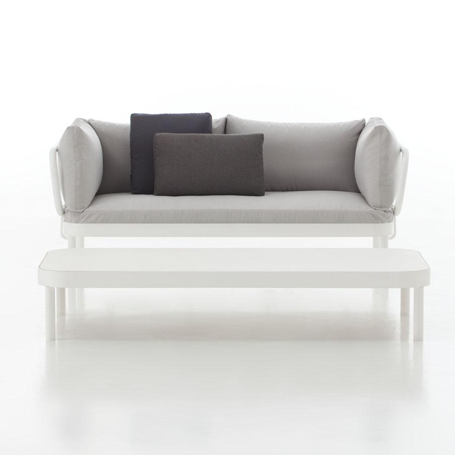 Sofa Tropez Modern Outdoor Sofa by Gandia Blasco | Stardust