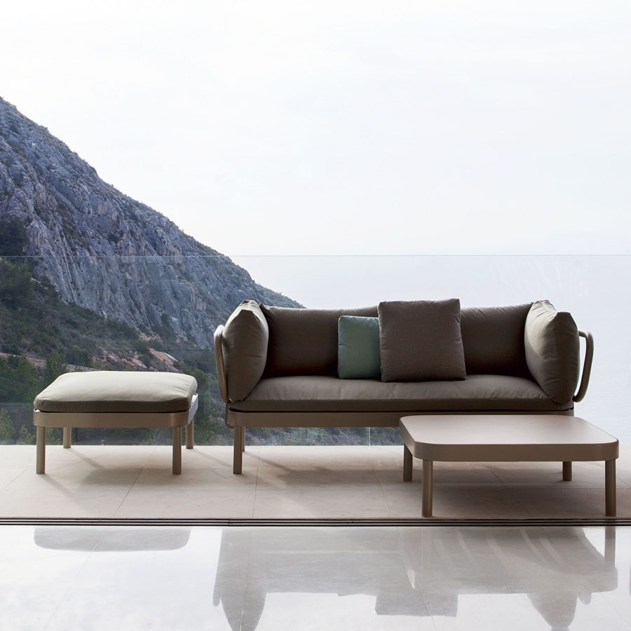 Sofa Tropez Modern Outdoor Sofa by Gandia Blasco | Stardust