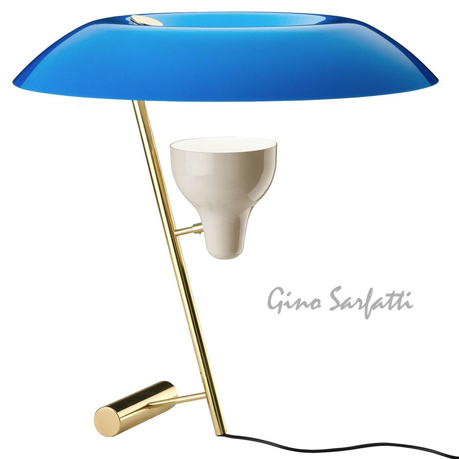 Bathroom light and fan - Flos Model 548 Table Lamp Sarfatti Mod 548 Stardust