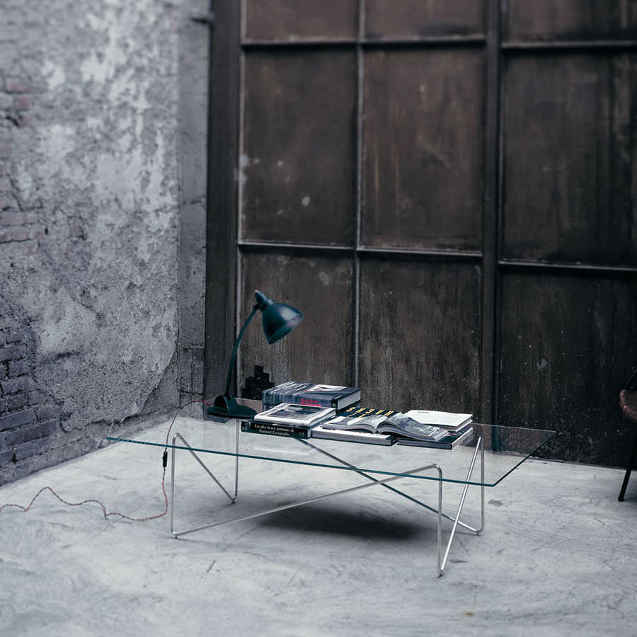 Glas Italia Teseo Coffee Table By Lorenzo Arosio