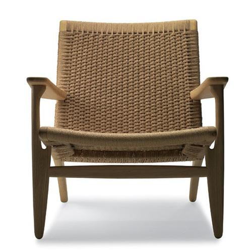 Carl Hansen Chairs hans wegner ch25 chair in natural oakcarl hansen | stardust