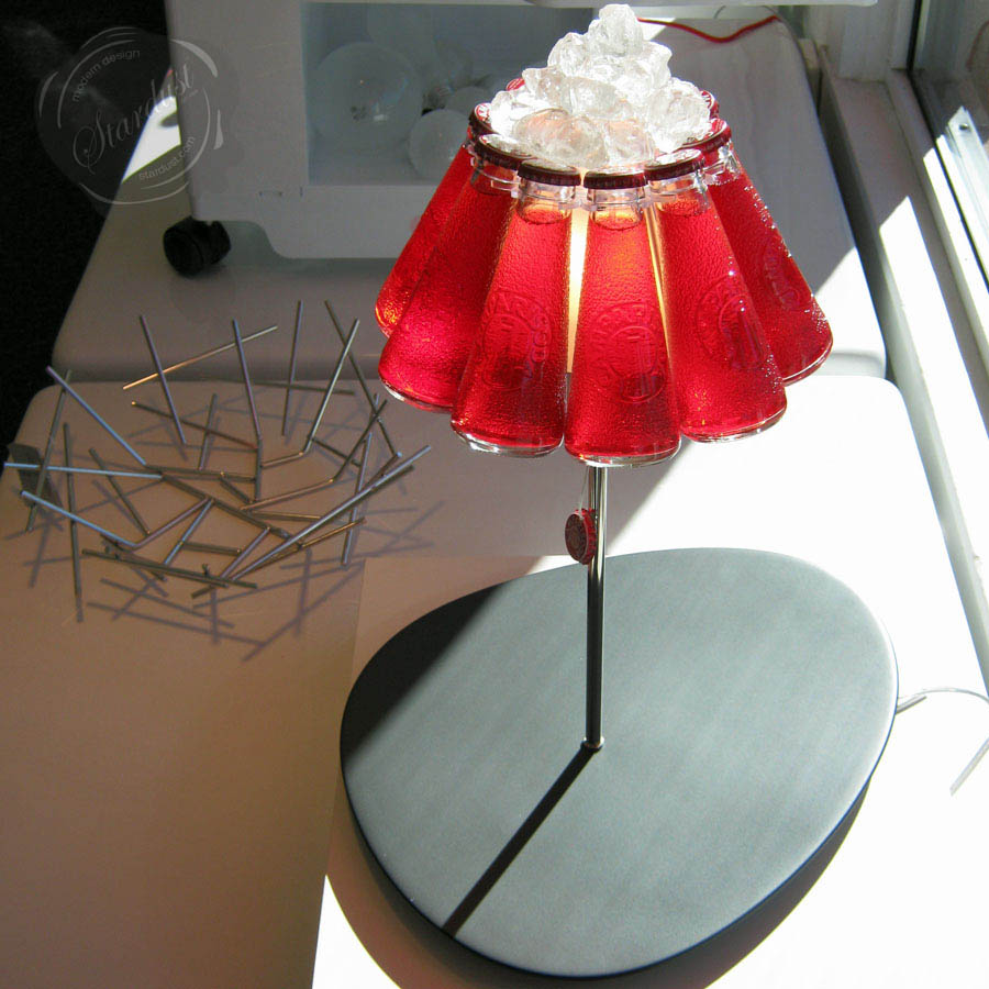 Pin Ingo Maurer Campari Bar Lampada Da Tavolo H49 1 Luce on Pinterest